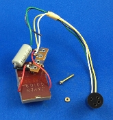 JVC NIVICO SRP 471E 5 Turntable Switch Assembly