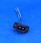 Technics SL B35 Turntable Power Input Receptacle