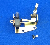 Kenwood KD 2033 Turntable Speed Control Assembly