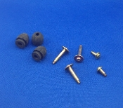 JVC JL F35 Turntable Rubber Motor Mounts