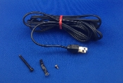 JVC JL F35 Turntable AC Power Cord
