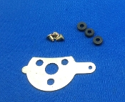 MCS 6710 Turntable Rubber Motor Mounts