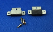 Kenwood KD 4100 R Turntable Rubber Transformer Mounts