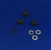Philips 212 Turntable Rubber Motor Mounts