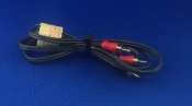 BIC 960 Turntable Audio Patch Cord