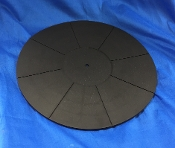 Yamaha YP D4 Turntable Rubber Platter Mat