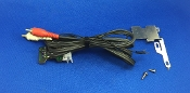 Technics SL 3300 Turntable Phono Cables