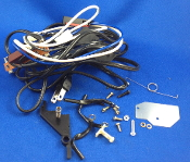 Yamaha YP B4 Turntable Power Cord Assembly
