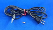 JVC L A100 Turntable AC Power Cord