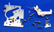 Yamaha P28 Turntable Tonearm Assembly
