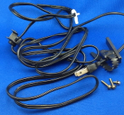 Pioneer PL 55 DX Turntable Power Cord