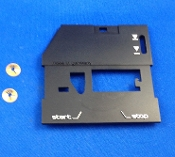 Dual 1237 Turntable Start Stop Plate
