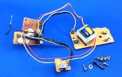 JVC AL L10 Turntable Speed Control Board, Power Transformer