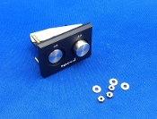 Marantz 6100 Turntable Speed Control Button Assembly