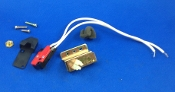 Pioneer PL 117D Turntable Microswitch Assembly