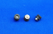 JVC L A120 Turntable Rubber Motor Mounts