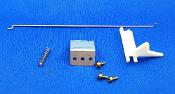 JVC L A120 Turntable Stop Assembly