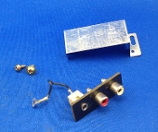 Technics SL B35 Turntable Phono Output Assembly