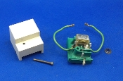 Dual 1228 Turntable Ground Junction Box