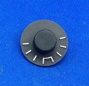 Dual 1228 Turntable Pitch Control Knob