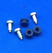 Yamaha P 16 Turntable Rubber Motor Mounts
