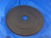 Dual CS 1258 Turntable Rubber Platter Mat