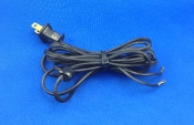 Dual CS 1258 Turntable AC Power Cord