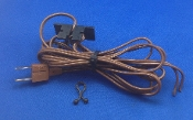 Sony PS 3300 Turntable AC Power Cord