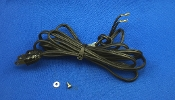 Dual 704 Turntable AC Power Cord