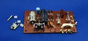 Yamaha YP D6 Turntable Power Supply Board