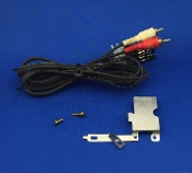 Technics SL B3 Turntable Audio Patch Cord