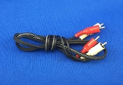 Technics SL B350 Turntable Audio Patch Cord