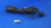 Dual 1225 Turntable AC Power Cord