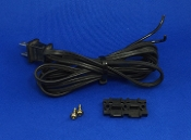 Kenwood KD 2100 Turntable AC Power Cord