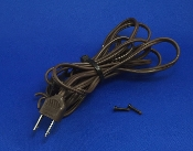 Kenwood KD 1033 Turntable AC Power Cord