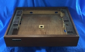 Sony PS 222 Turntable Wood Plinth Base