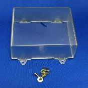 Sansui SR 2050C Turntable Plastic Power Board Cover