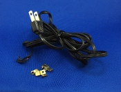 Sansui SR 2050C Turntable AC Power Cord