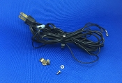 Dual 1237 Turntable AC Power Cord