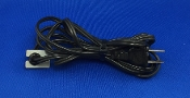 JVC L A55 Turntable AC Power Cord