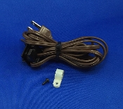 Kenwood KD 3070 Turntable AC Power Cord