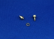 Pioneer PL 2 Turntable Tonearm Pivot Screws