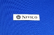 JVC NIVICO SRC 700U Turntable Dustcover Model Badge