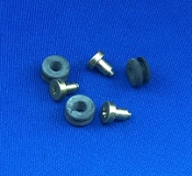 Technics SL 20A Turntable Rubber Motor Mounts