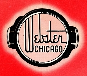 Webster Chicago 65 Turntable  (INVP347)
