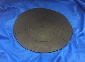 Pioneer PL 570 Turntable Rubber Platter Mat