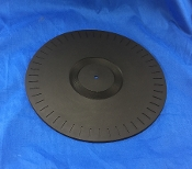 Fisher MT 6117 Turntable Rubber Platter Mat