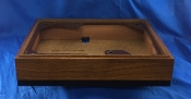 ELAC Miracord 750 II Turntable Wood Base Plinth