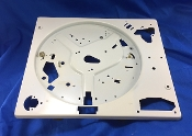 Garrard Zero 100C Turntable Unit Plate