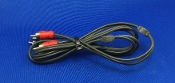 BIC 940 Turntable RCA Phono Cables